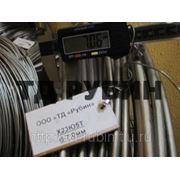 Суперфехраль GS SY проволока ф 7.0 мм фото