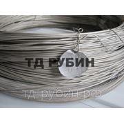 Титановая проволока ВТ1-00 ф-3 мм фото