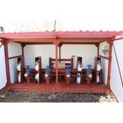 Блоки пожарных гидрантов (для установки снаружи) фото