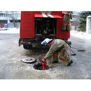 Испытание пожарных гидрантов, кранов и другого противопожарного оборудования фото