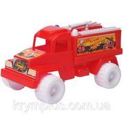 Автомобиль Уран Пожарная воен. (арт.5163) фото