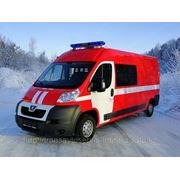 Автомобиль штабной АШ-7 (Peugeot Boxer) фото