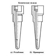 Гильза термометрическая защитная фото