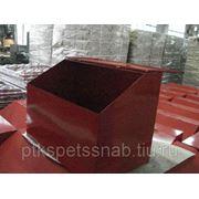 Ящик для песка 0,1 м3 фото