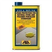 FILA MP/90 , Защитное средство от пятен для полированных поверхностей из натурального камня (например, мрамор,гранит) и керамогранита. 1 кг