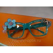 """Клубные очки """"незабудка"""""""