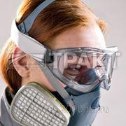 Очки закрытые защитные 3M™ 2890 поликарбонатные, непрямая вентиляция фото