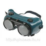 Очки защитные газосварочные с клапанами Topex фото