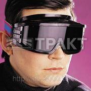 Очки защитные закрытые панорамные УЛЬТРАВИЖИН для газосварщика (9301.245) фото