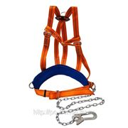 Удерживающая спасательная привязь УПС II Д + строп Г (ПП II ГД) строп цепь фото