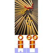 Латунные/медные электроды диам. 0,3 — 3,0 мм, дл. 300-400 мм для электроэрозионных дрелей фото