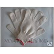 Перчатки х/б 5 нитка 10 класса вязки фото