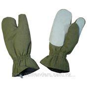 Перчатки трехпалые (пировитекс)