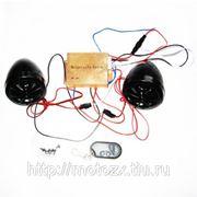 Сигнализация со встроенной аудиосистемой МТ128 фото
