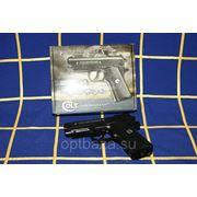 Пистолет пневматический Colt Defender фото