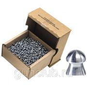 Пули пневматические Crosman Premier Domed 4,5 мм 10.5 гран (1250 шт.) фото