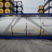 Танк-контейнер для компонентов эмульсионных ВВ, модель Т11. фото
