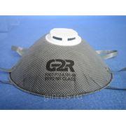 Респиратор фильтрующий полумаска с клапаном G2R степень защиты ffp2 фото