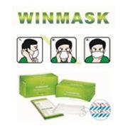 Одноразовая респираторная маска Winmask фото