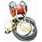 Противогаз шланговый Бриз-0326(ПШ-20ЭРВ) шланг резинотканевый, 2 маски ШМП фото