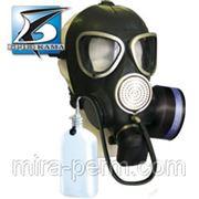 Гражданский противогаз ГП-7ВМБ с питьевым устройством (дополнительая защита от АХОВ, в т.ч. аммиака) фото