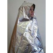 Защитная теплоотражающая накидка (ЗТН) фото