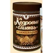 """Продукт белково-витаминный """"Кедровые сливки с шоколадом"""", 237 г фото"""