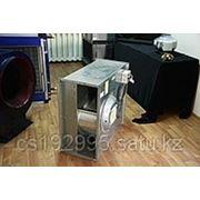 Канальный вентилятор для прямоугольных каналов фото