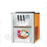 Фризер для изготовления мягкого мороженого BQL818T фото