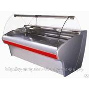 Холодильная витрина ВХСн-1,5 Carboma (низкотемпературная) фото