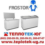 Морозильные лари Frostor фото