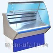 Витрина холодильная НОВА ВХС-1,5 фото