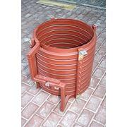 Индукторы к плавильным печам и индукционным установкам для термообработки фото