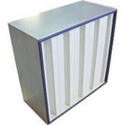 Фильтры ULPA сверхвысокоэффективной очистки воздуха фото