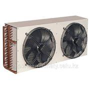 Конденсатор воздушного охлаждения Friterm HS 40 (40,5m2); С вентилятором фото