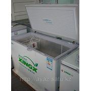Морозильная ларь крышка-сундук 165 J фото