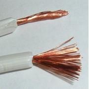 Одножильные провода с ПВХ изоляцией для электрических установок по ГОСТ 6323-79, марки ПВ3. ПВ4. ПВ1. фото