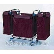 Тележка для сбора белья и мусора BOL Equipment 95.119 фото