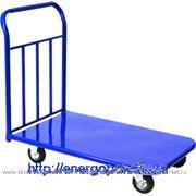 Тележка ТПР-100 для продуктов питания Бесплатная доставка, запасные колесики! фото