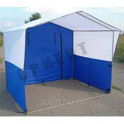 Палатка торговая, разборная «Домик» 3,0 x 1,9 фото