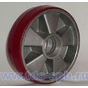 Рулевые колеса: Колеса для тележек полиуретановый контактный слой фото