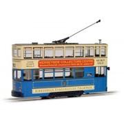 Модель трамвая фото
