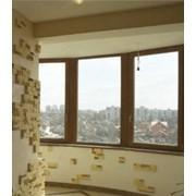 Декорирование помещений различными материалами фото