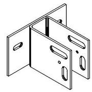 Кронштейны витражных систем серии УТ.001-80 - УТ.001-200 фото