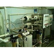 """Мембранная установка очистки воды """"РосАква-М"""" Производительность 0,5 м3/ч (обратный осмос) фото"""
