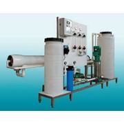 Установка обратнооосмотической фильтрации тип УОФ-1500, производительностью 1,5м3/час фото