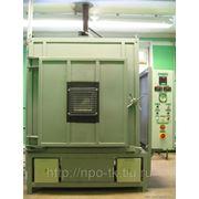 Электропечь камерная промышленная фото