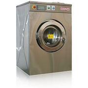 Профессиональная стирально-отжимная машина Вега В-10 фото