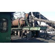 Барабан сушильный, с горелкой дизельной ~1,5 МВт, в сборе. фото