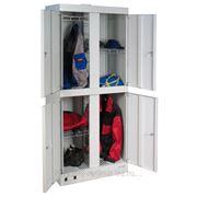 Металлический сушильный шкаф ШСО - 2000-4 фото